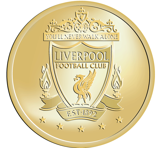LIVERPOOL - Liverpool FC Crest - National Tokens
