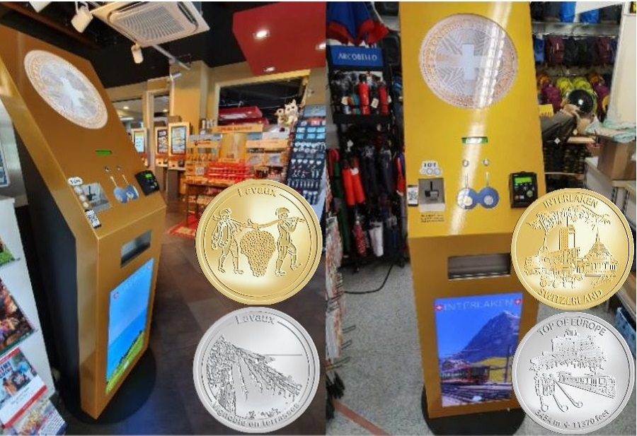 National Tokens coin collection